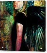 The Night Angel Acrylic Print