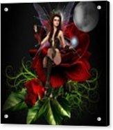 The Night Fairy 2 Acrylic Print