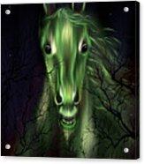 The Night Mare Acrylic Print