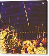 The Nightmare Carousel 7 Acrylic Print