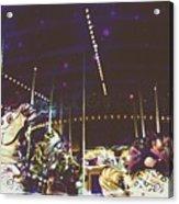 The Nightmare Carousel 8 Acrylic Print