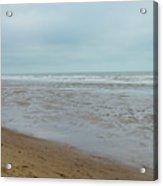 The North Sea Landscape Acrylic Print