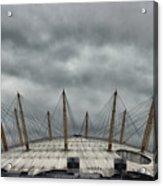 The O2 Arena Acrylic Print