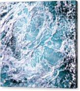 The Oceans Atmosphere Acrylic Print