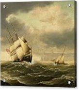 The Olbers At Sea Acrylic Print