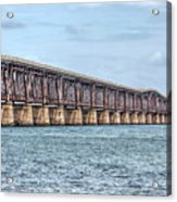 The Old Camelback Bridge Acrylic Print