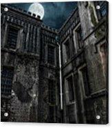 The Old City Jail Acrylic Print
