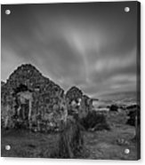 The Old Cottage, Wicklow Acrylic Print