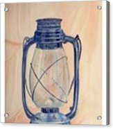 The Old Lantern Acrylic Print