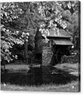 The Old Mmill Acrylic Print