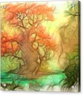 The Old Tree Of The Forest Acrylic Print