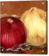 The Onions Acrylic Print