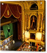The Opera House Of Budapest Acrylic Print
