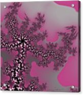 The Oriental Tree Acrylic Print