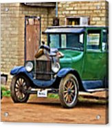 The Original Ford Bronco Acrylic Print