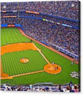 The Original Yankee Stadium Acrylic Print