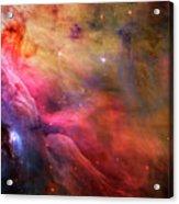 The Orion Nebula Close Up I Acrylic Print