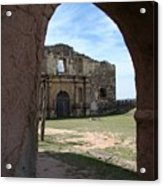 The Other Alamo Acrylic Print