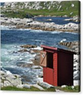 The Outhouse? Acrylic Print