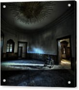 The Oval Star Room Acrylic Print by Nathan Wright