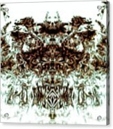 The Overlord Acrylic Print
