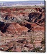The Painted Desert  8062 Acrylic Print