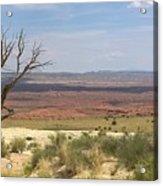 The Painted Desert Of Utah 1 Acrylic Print