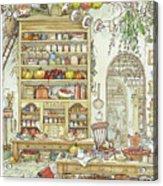The Palace Kitchen Acrylic Print