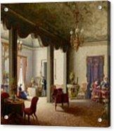 The Palace Of The Empress Alexandra Acrylic Print