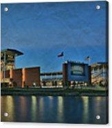 The Palace On The Brazos Acrylic Print