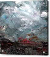 The Passing Storm Acrylic Print