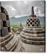 The Path Of The Buddha #2 Acrylic Print
