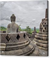 The Path Of The Buddha #5 Acrylic Print