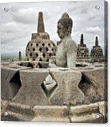 The Path Of The Buddha #6 Acrylic Print