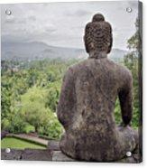 The Path Of The Buddha #9 Acrylic Print