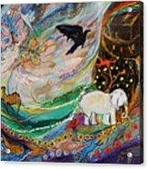 The Patriarchs Series - Ark Of Noah Acrylic Print