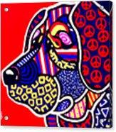 The Peace Keeper Acrylic Print
