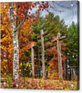 The Peace That Passes All Understanding Acrylic Print