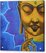 The Peaceful Buddha Acrylic Print