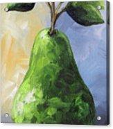 The Pear Chronicles 002 Acrylic Print