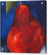 The Pear Chronicles 007 Acrylic Print