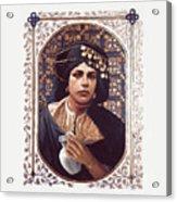 The Penitent Woman - Lgtpw Acrylic Print