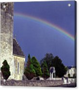 The Perfect Rainbow Acrylic Print
