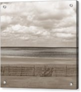 The Perfect Sky Is Torn Acrylic Print by Dana DiPasquale