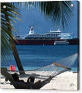 The Perfect Vacation Acrylic Print