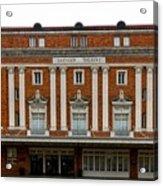 The Perot Theatre Acrylic Print