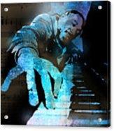 The Piano Man Acrylic Print