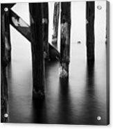 The Pier 3 Acrylic Print