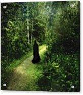 The Pilgrimage Acrylic Print