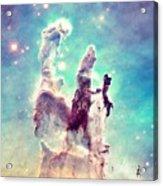The Pillars Of Creation  Acrylic Print